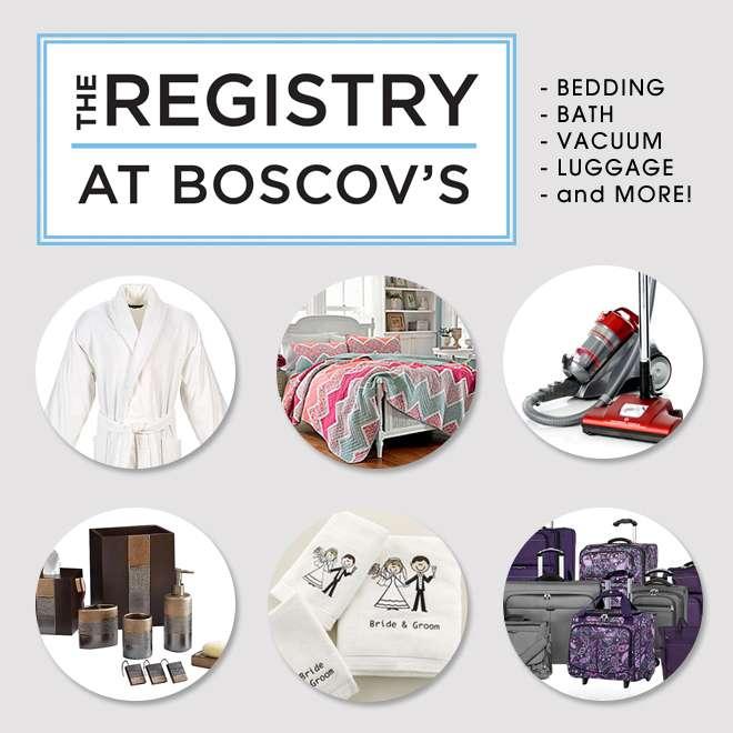 Wedding Invitations Fresno Ca: Boscov's Wedding Gift Registry