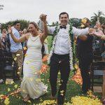 Island Living Wedding theme