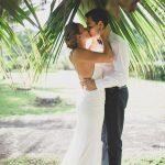 Bride and Groom marry in Hawaii
