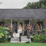 Wedding Party Hawaii Bungalow