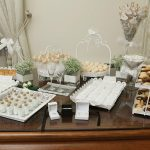 Appetizers and wedding treats