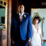 Meke and Antonio's first look
