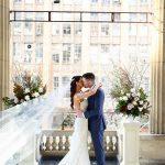 The bachelor star marries boyfriend Pierre