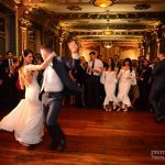 Bride and Groom dance at their reception